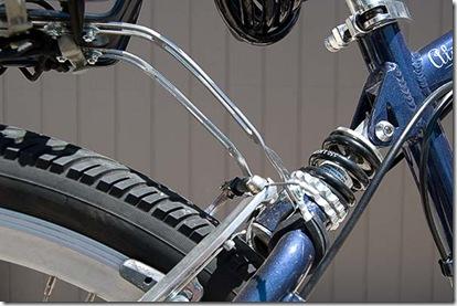 Schwin Midtown Rack Brace Side Detail
