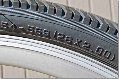 Tire Size for Schwinn Midtown