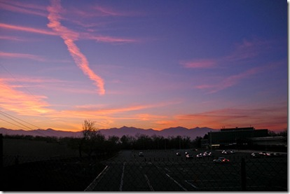 Wasatch Sunset
