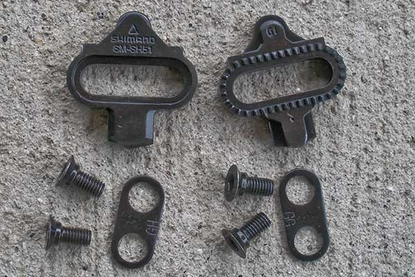27c245e0c Understanding Clipless Pedals – Installing Cleats On Shoes