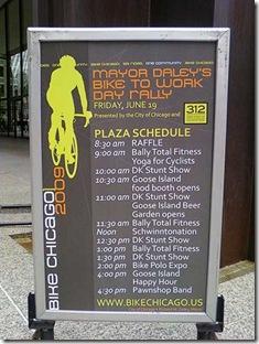 BikeChicagoSign